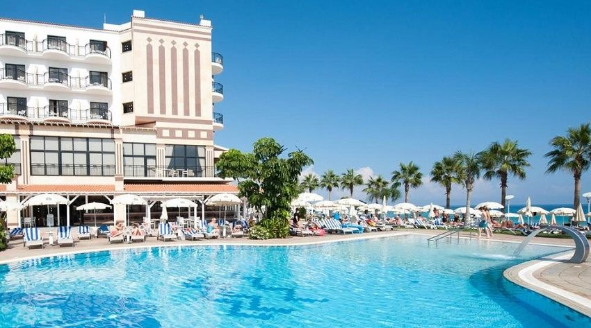 Constantinos the Great Beach Hotel, фото
