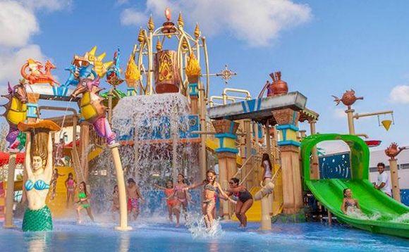 Аквапарки для отдыха с детьми, Кипр