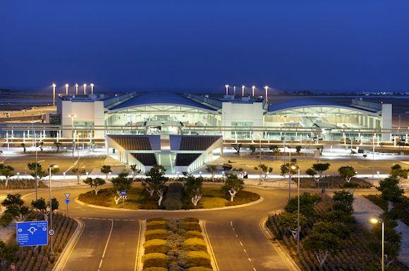 Международный аэропорт Ларнака, Кипр