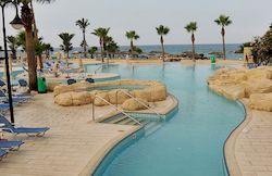 Adams Beach, шикарный люкс отель на Кипре