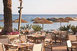 Amathus Beach, роскошный отель на Кипре