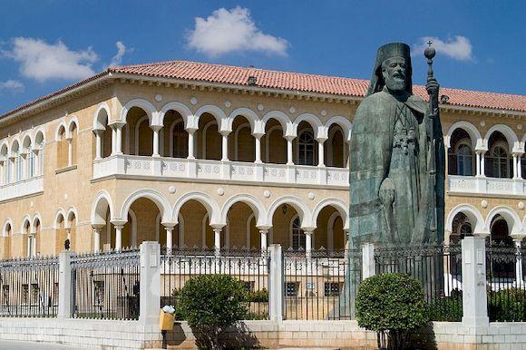 Дворец Архиепископа, достопримечательность Кипра