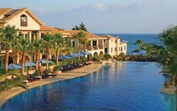 Columbia Beach Resort, роскошный отель на Кипре