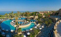 Elysium Hotel, самый шикарный отель Кипра