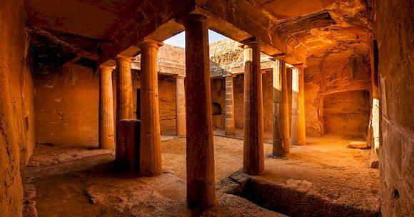 Гробницы царей, которые стоит посмотреть на Кипре