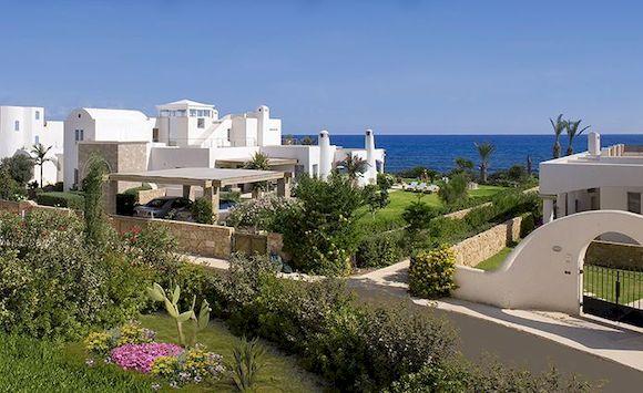 Температура воды на Кипре в июле