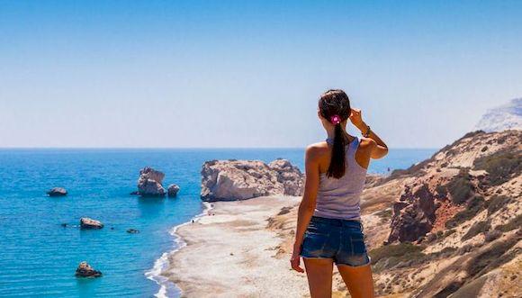 Температура воды на Кипре в мае