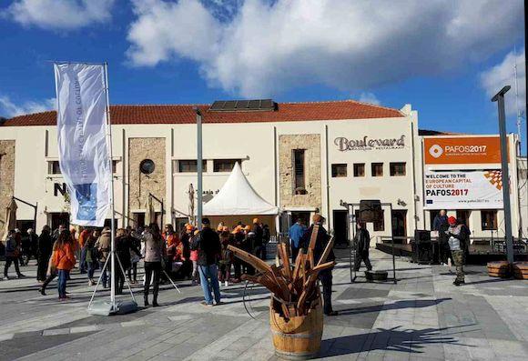 Пафос, культурная столица Европы, фото
