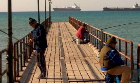 Погода для рыбалки на Кипре в январе, фото