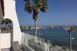 Отель на Кипре для молодежного отдыха Paphinia Sea View Apartments