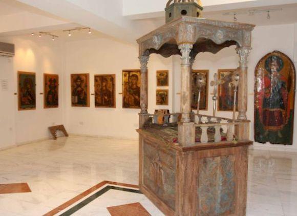 Музей в Пафосе, фото