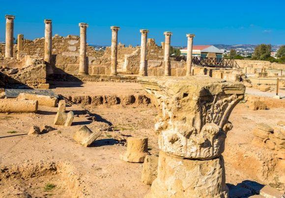 Пафос, Кипр, достопримечательности, фото