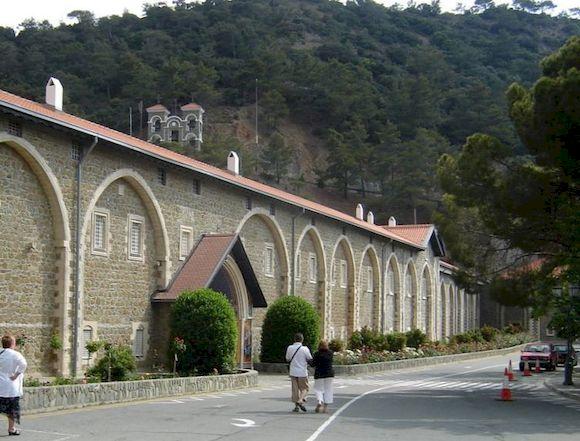 Киккский монастырь, фото