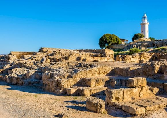 Археологический парк Като Пафос, фото