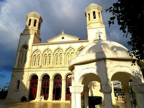 Кафедральный собор в Лимассоле, достопримечательность на Кипре
