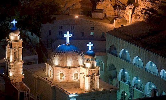 Св. Фекла, монастырь на Кипре