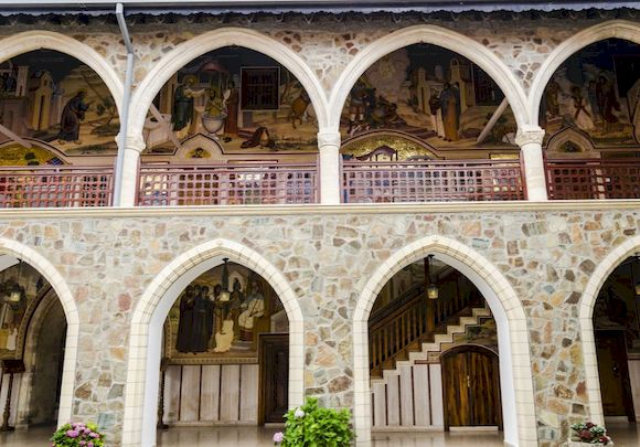 Монастыри Кипра, фото
