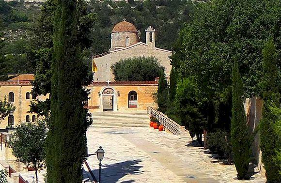 Монастырь Неофита-Затворника, фото