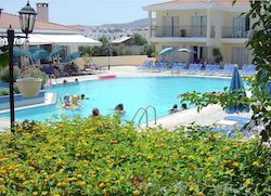Nicki Holiday Resort Polis, гостиница в Пафосе 2 звезды