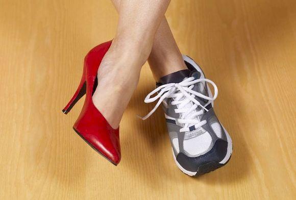 Удобную обувь нужно взять с собой на Кипр