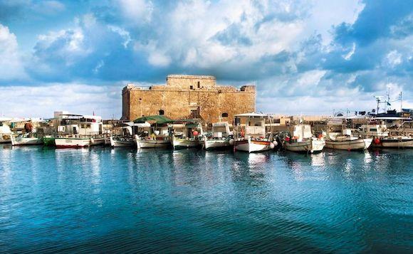 Пафос, остров Кипр и его курорт