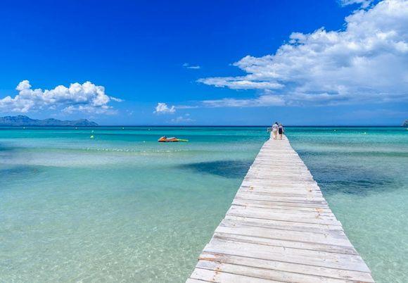 Fig Tree Bay, где на Кипре белый песок на пляже