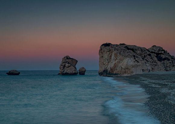Камень Афродиты, куда поехать на Кипре на машине