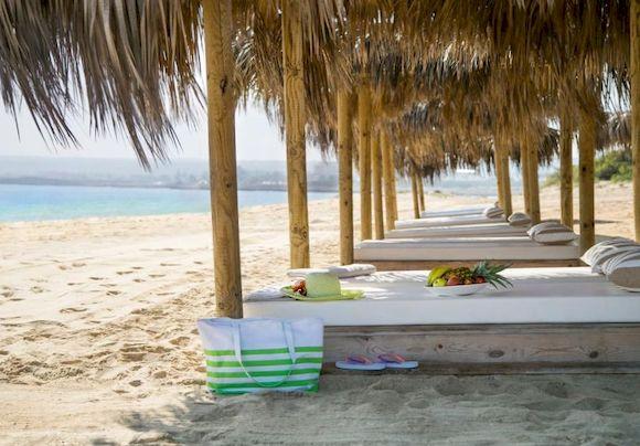 Пляжи Кипра с белым песком, фото