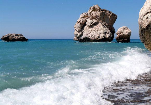 Купальня Афродиты, сколько денег брать на Кипр