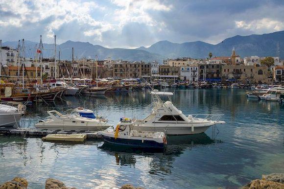 Кирения, курорт Северного Кипра