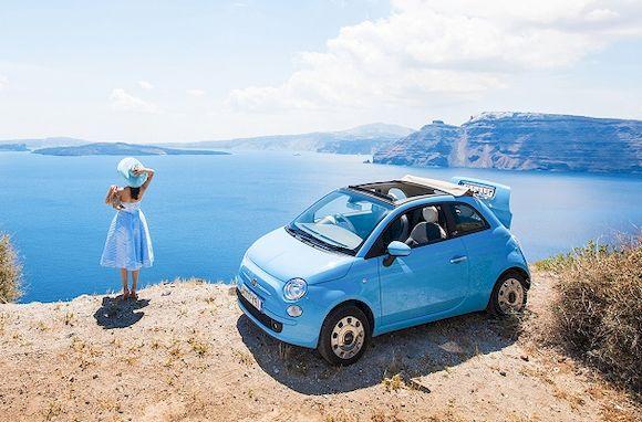 По Кипру на машине, фото