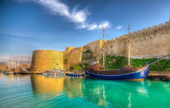 Никосия, город Северного Кипра