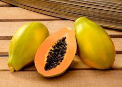 Папайя, сезон экзотических фруктов на Кипре