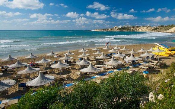 Сезоны для купания в море, Кипр