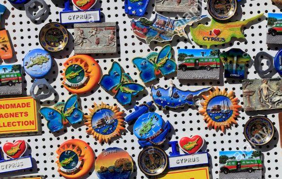 Сколько стоят сувениры на Кипре
