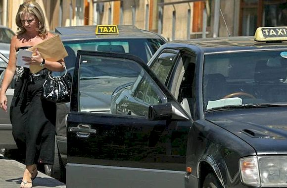 Стоимость такси на Кипре