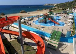 Лучшие отели Кипра с аквапарком