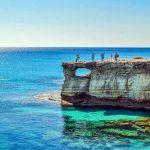 Какое море омывает Кипр