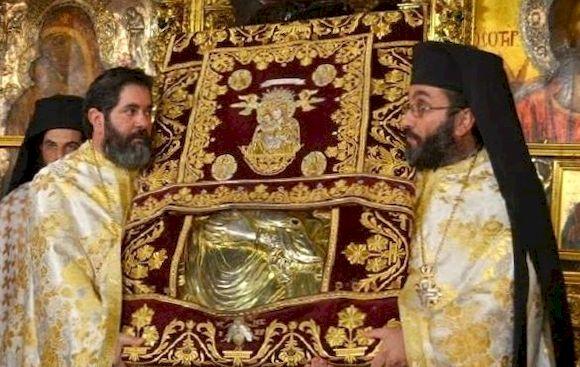 Пресвятая Богородица, икона, фото