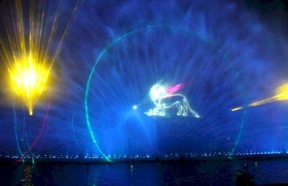 Шоу фонтанов в Протарасе: лучше раз увидеть