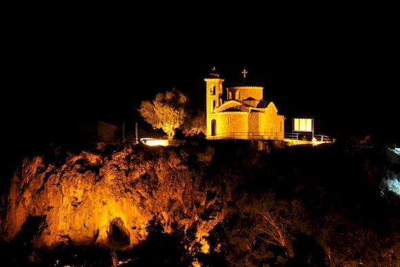 Церковь пророка Ильи, Протарас