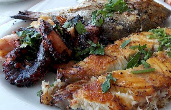 Мезе – неповторимое блюдо на Кипре