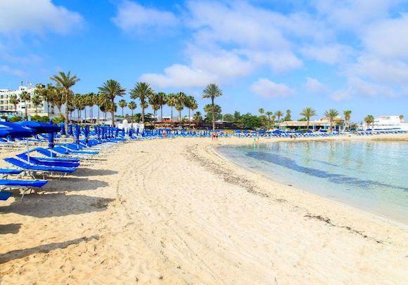 7 лучших пляжей Айя-Напы
