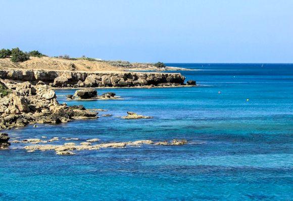Кипр, остров, фото